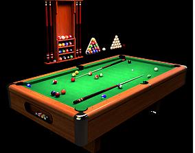 3D model Billiards leisure