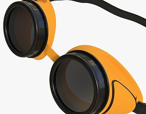 Protective glasses 02 1 3D