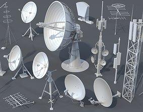 3D Antennas - 21 pieces - part -3