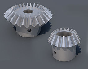 3D Conical gears