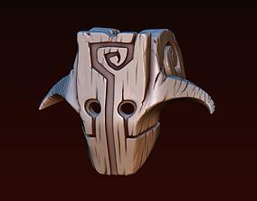Juggernaut mask 3D printable model