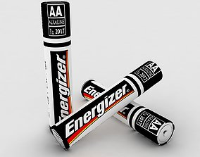 Energizer battery AA 3D