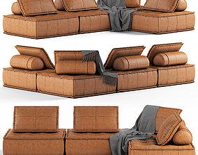 3D Loftdesigne Sofa 2946