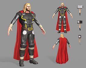 Thor odinson 3D asset