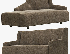 3D Ditre Italia Fluid sofa