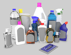 household Bottle or Containers 3D