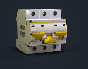 3D asset Modular switch
