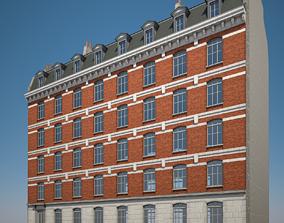 3D Old Building XVII