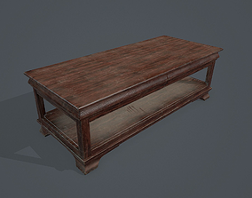 3D model Table damage and fine