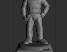 Twisted Tea Guy aka Barry Allen 3D print model