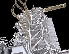 3D Space rocket launcher