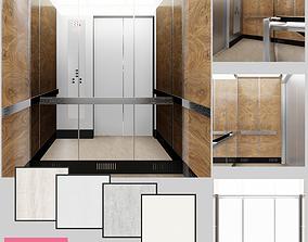 Mockup Elevator - Model 2 VR / AR ready