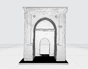 Historical Gate- Building Structure- 3d printer