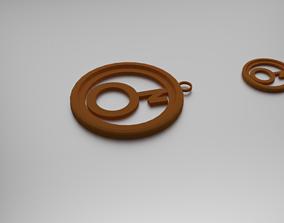 Nessus Pendant 3D print model