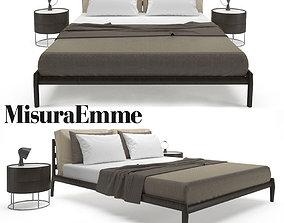 3D model Misura Emme Eladio Bed