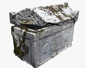 3D model realtime Stone Tomb