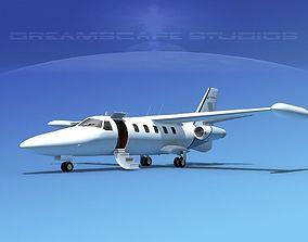 3D Dreamscape AT-48 Jet Executive V03