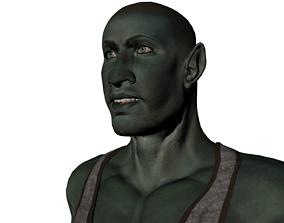 3D model GxarnariL Orc