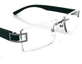 sun Eyeglasses for Men and Women 3D print model