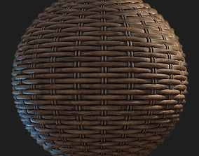 material Wicker 3D model