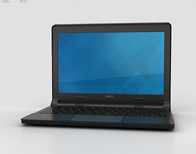 3D Dell Chromebook 11 2015