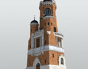Small Monumental Tower 3D