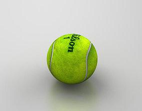 3D model Tennis ball Wilson
