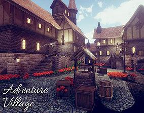 Adventure Village Update 3D model