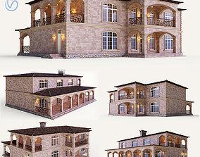Villa in California 3D model