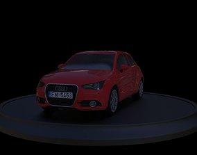 Audi A1 a2 3D
