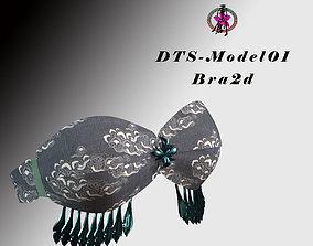 3D asset DTS-Model01-Bra2D