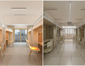 Collection of Dormitory 1 or 2 3D