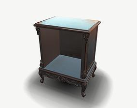 Nightstand Classic 3D asset