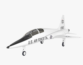 3D model Northrop T-38 Talon