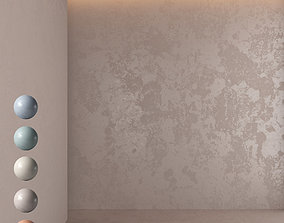 Decorative plaster 3 3D model