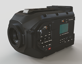 Blackmagic URSA Mini Movie Camera 3D