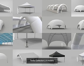 3D model Tents Collection
