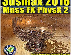 040 3ds max 2016 Mass Fx PhysX v 40 cd front mass