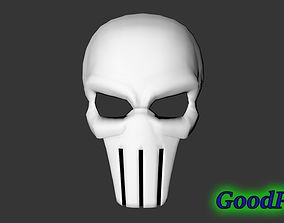 3D print model Mask of Taskmaster Udon from the game 3