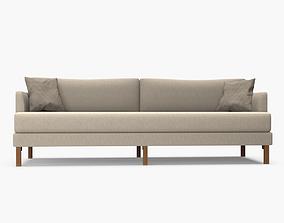 3D model 2-seat sofa Loveseat series by Belnick Winslow