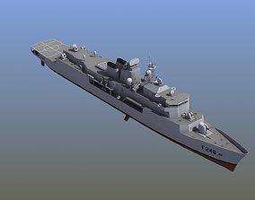 3D model Ship Place