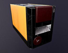 Old toaster 3D asset