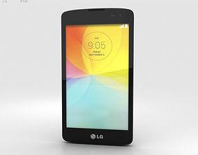LG L Fino Black 3D