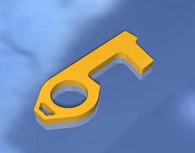 Anti-Viral Key 3D printable model