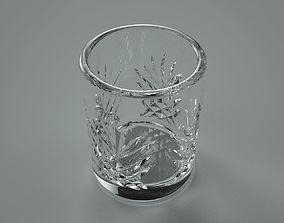 Whisky glass 3D model