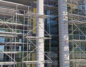 3D model Building Under Construction