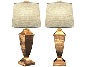 Kenneth 30 Table Lamp ANDO3563 3D model