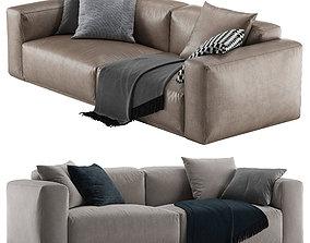 3D model Poliform Bolton sofa