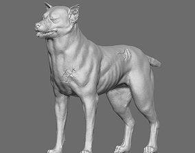 Dog 3D Printable Model
