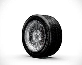 Wheel v4 tuning 3D model